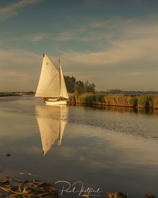 St Benet's Abbey (Three Rivers Race)