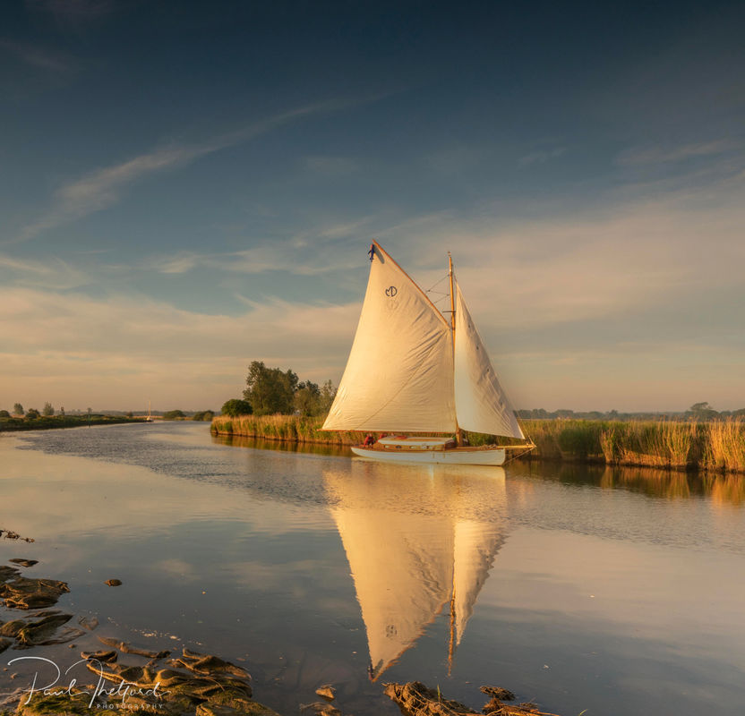 St Benet's Abbey (Three Rivers Race) 3