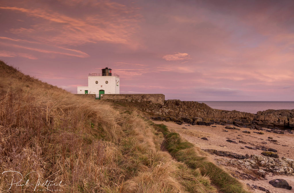 The little lighthouse Bamburgh