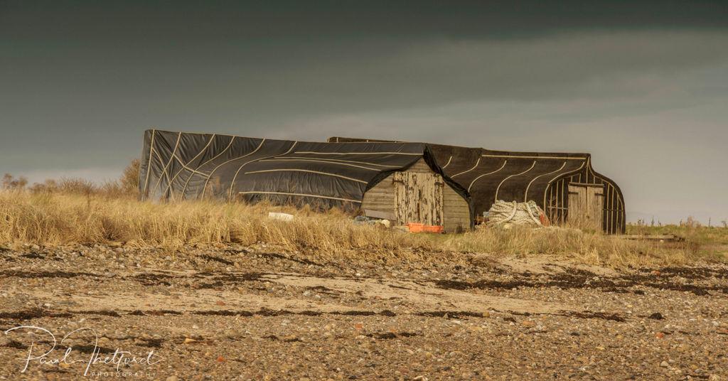 Lindisfarne Boat Sheds