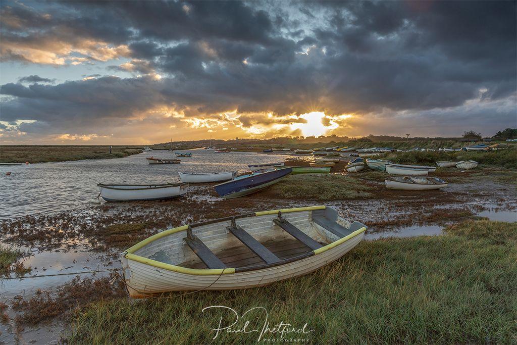 Morston Boats