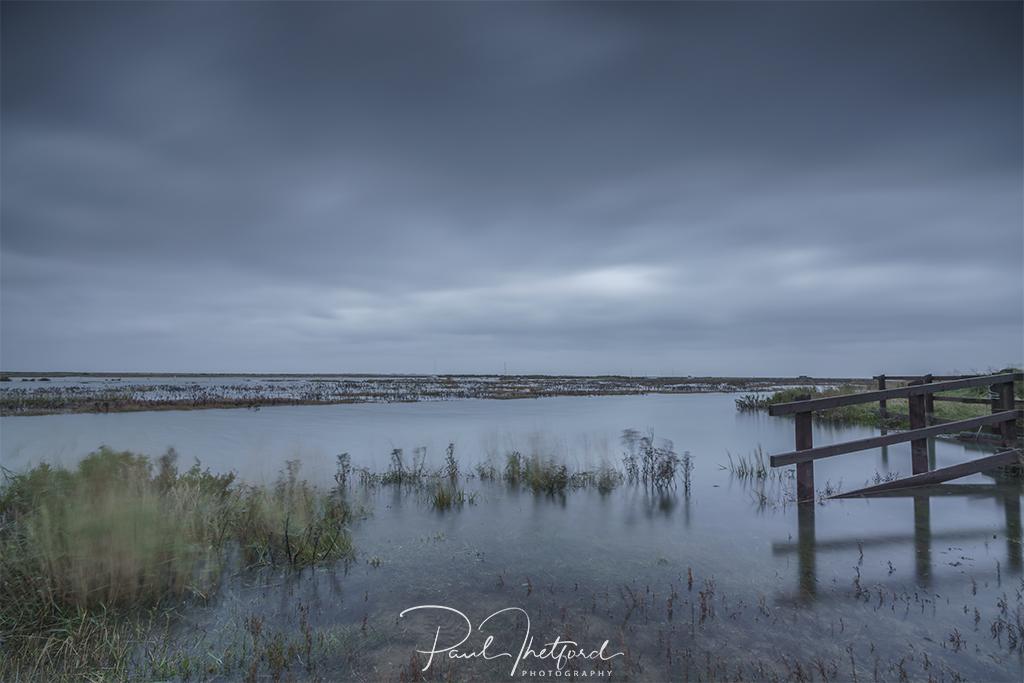 Spring tide Blakeney 2