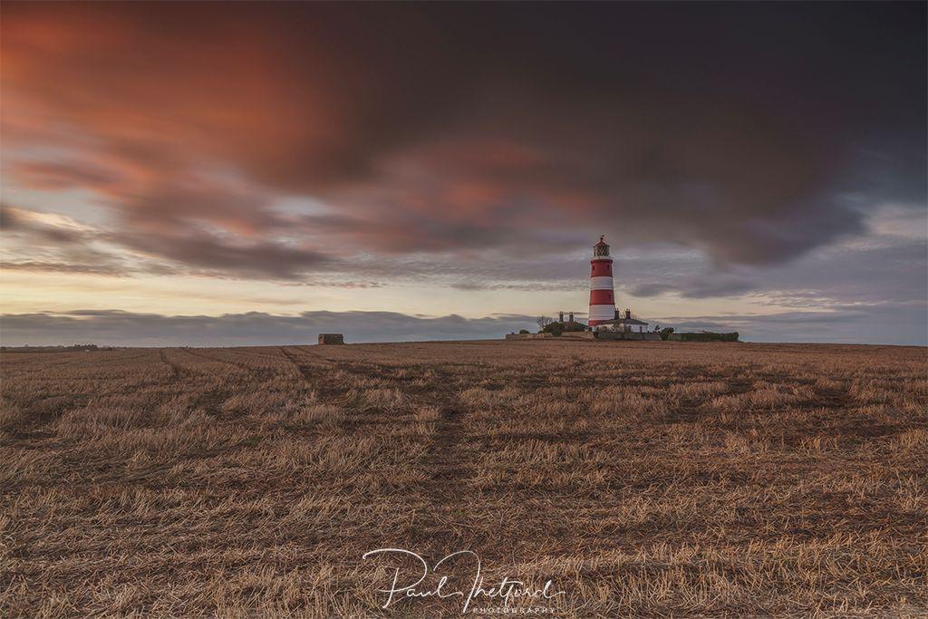 Happisburgh Lighthouse Autumn