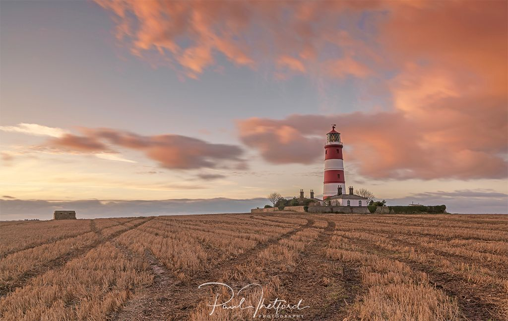 Happisburgh Lighthouse Autumn 3