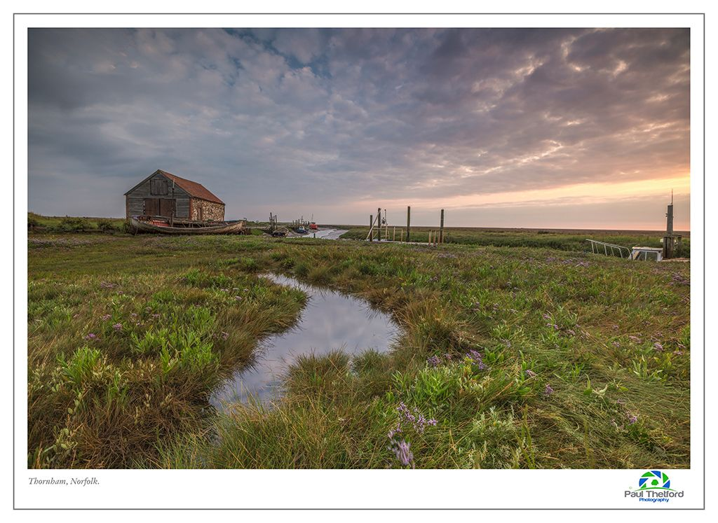 Thornham Dawn Light 2