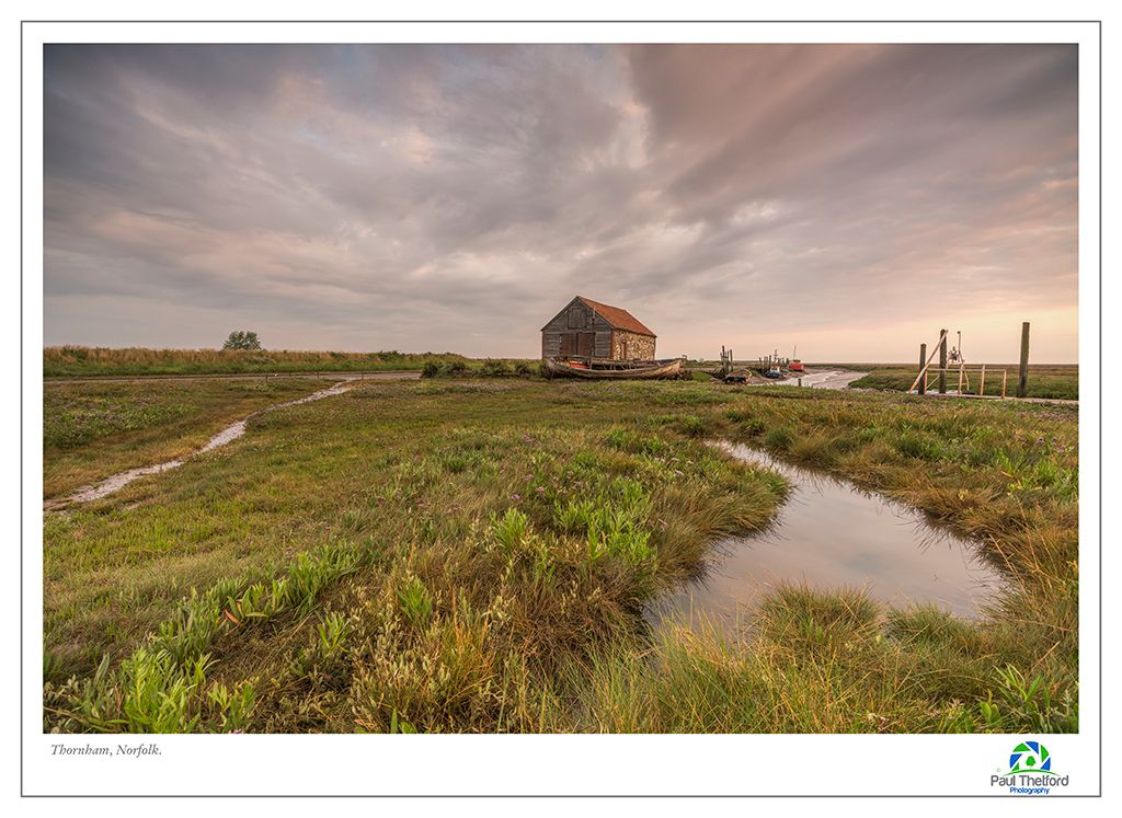 Thornham Dawn Light 3