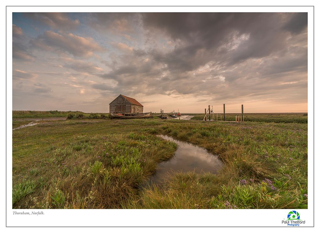 Thornham Dawn Light 5