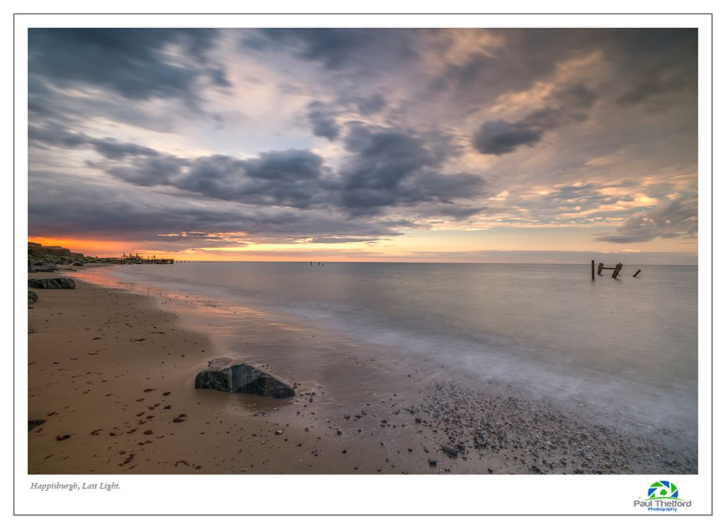 Happisburgh Last Light 2