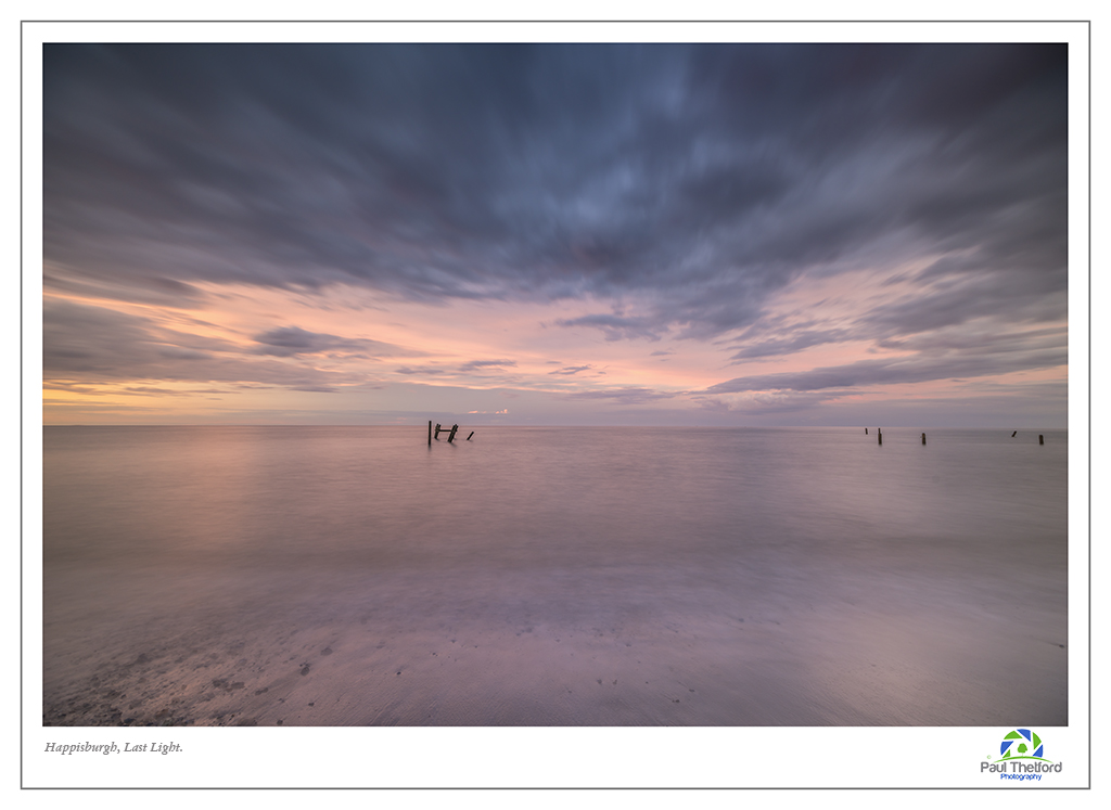 Happisburgh Last Light 3