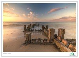 Mundesley Evening Tide 2