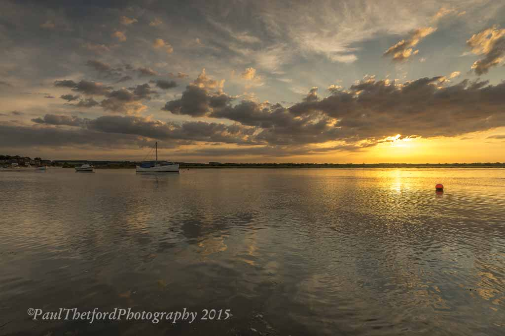 Summers Evening Burnham Overy 2