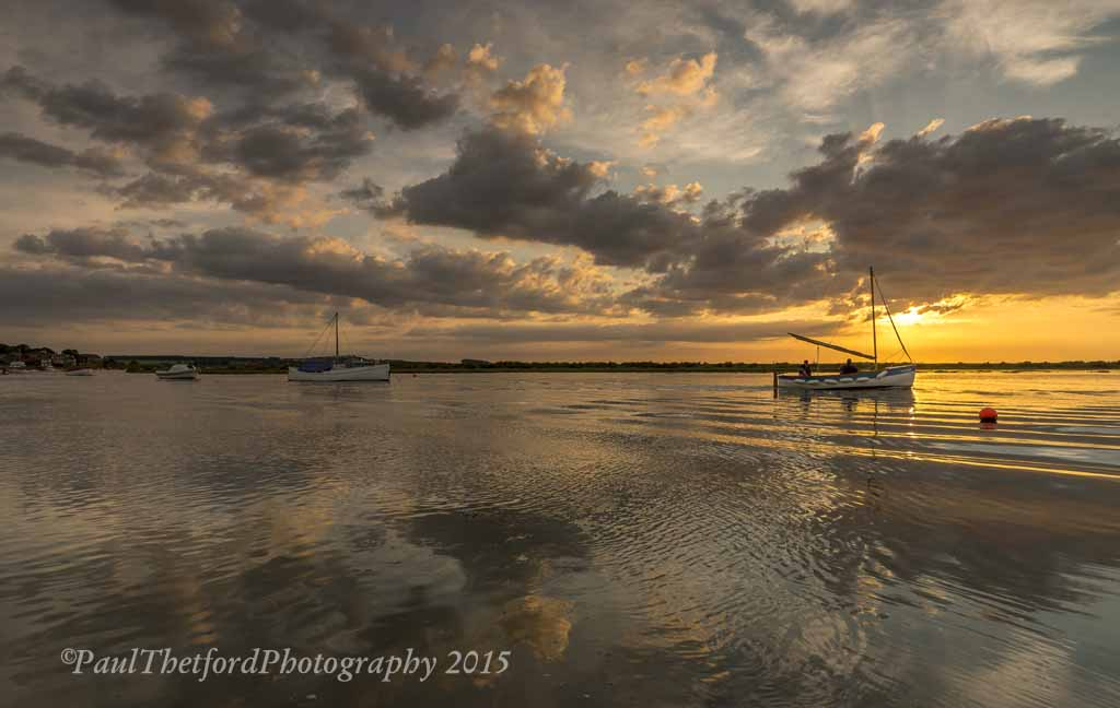 Summers Evening Burnham Overy 3