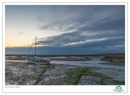 Morston Quay Dawn 3 August 17