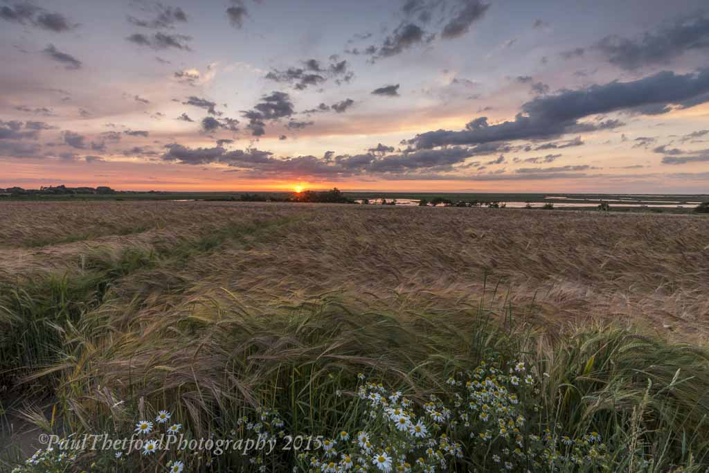 Last light Burnham Overy 2