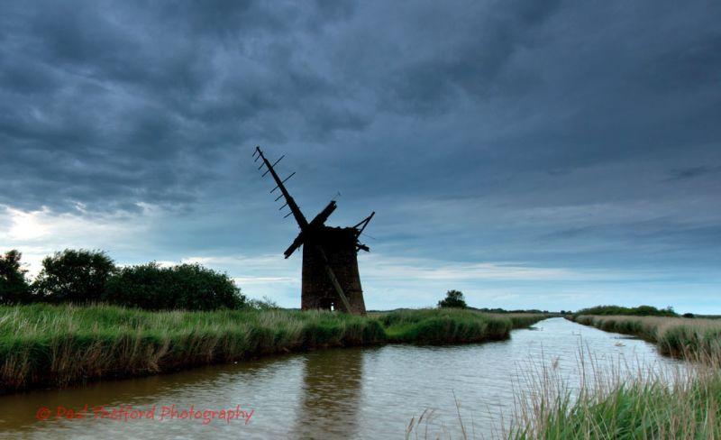 Brograve Wind Pump
