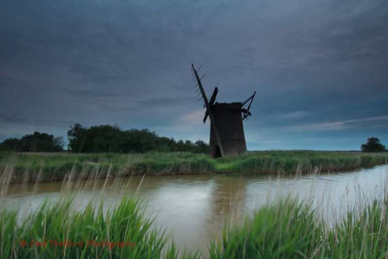 Brograve Wind Pump 3