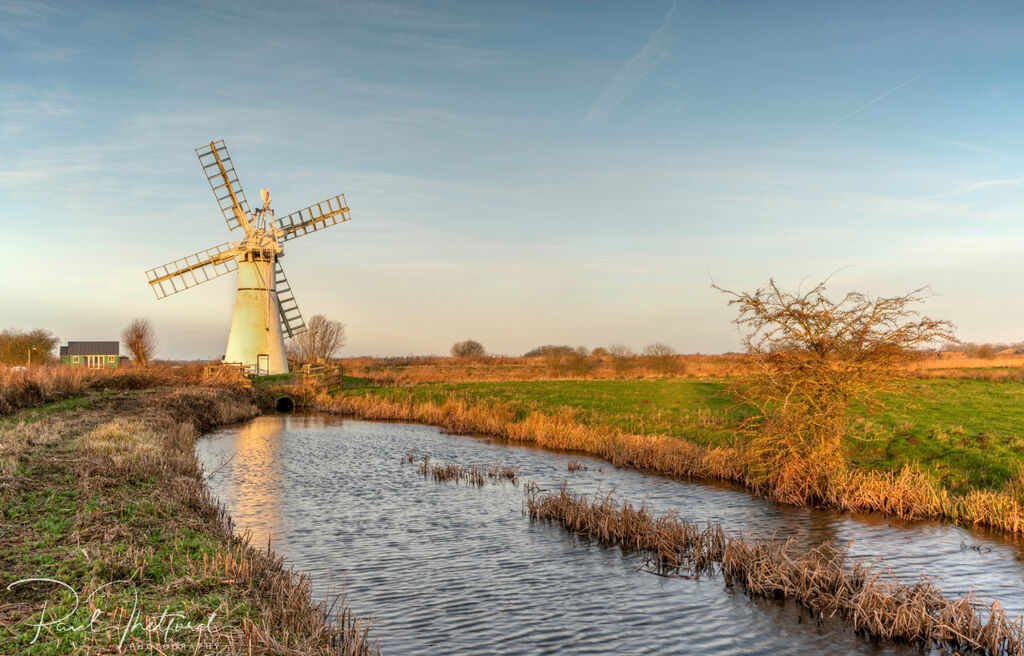 Thurne Wind Pump 4