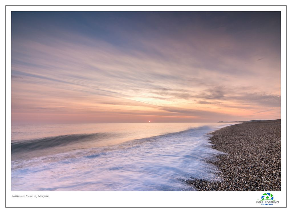 Salthouse Sunrise 2