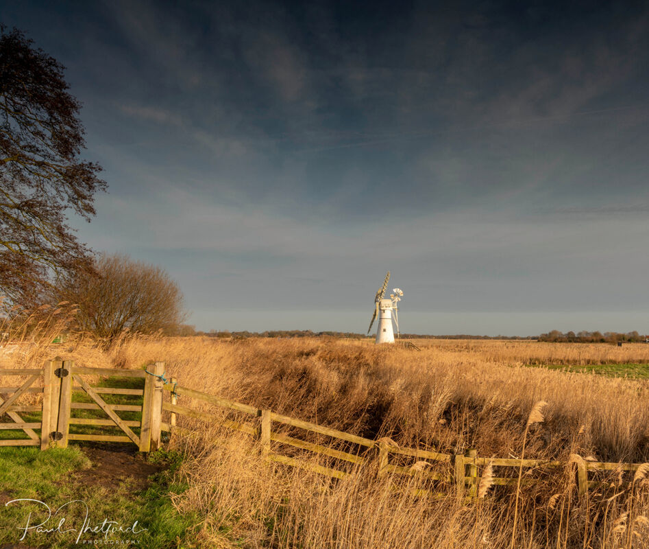 Thurne Wind Pump 6