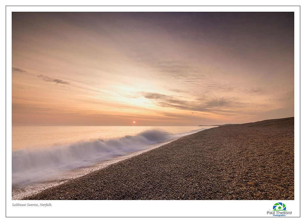 Salthouse Sunrise