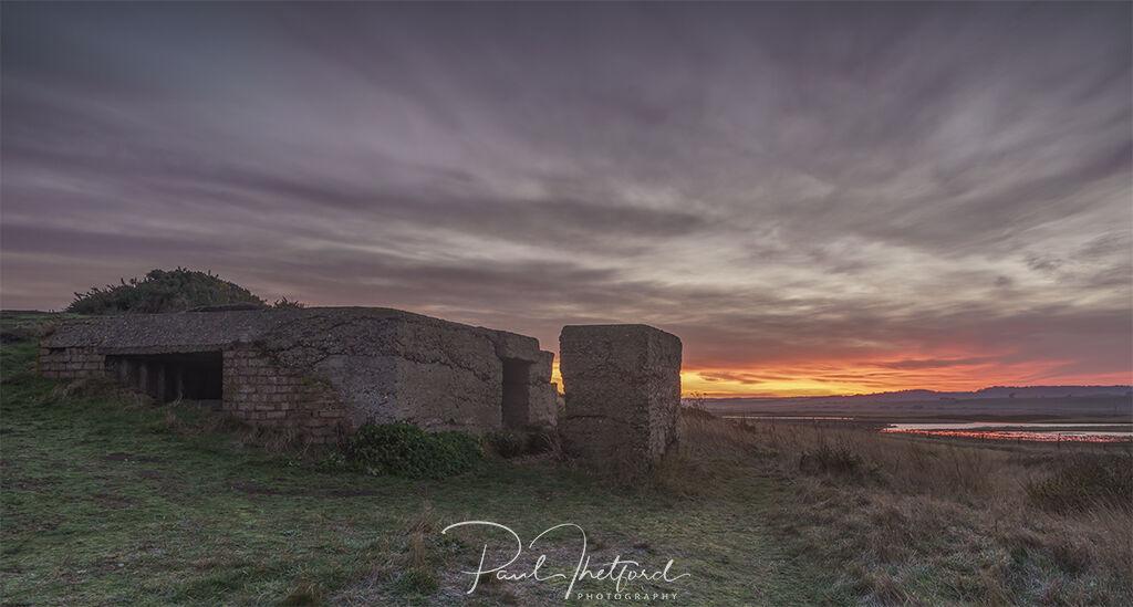 Salthouse Marsh dawn