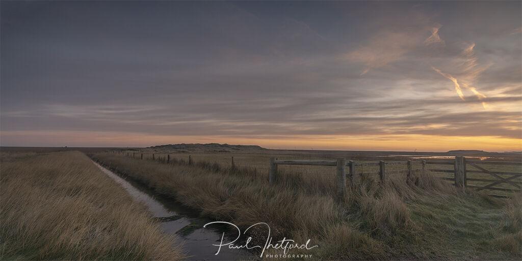 Salthouse Marsh dawn 2