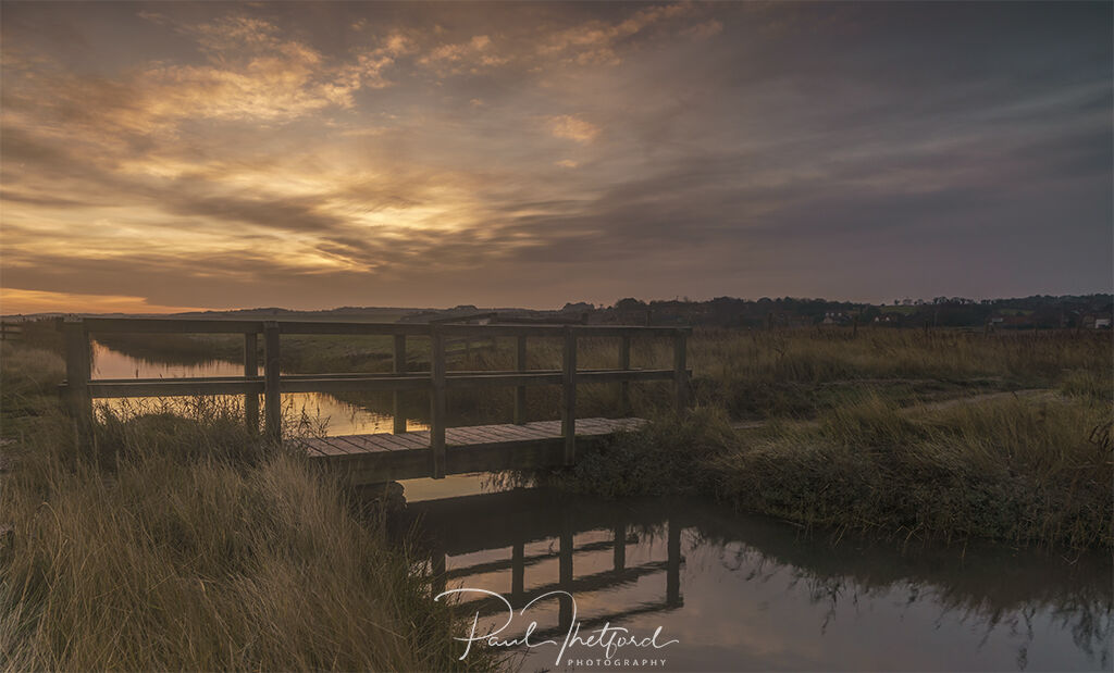 Salthouse Marsh dawn 3