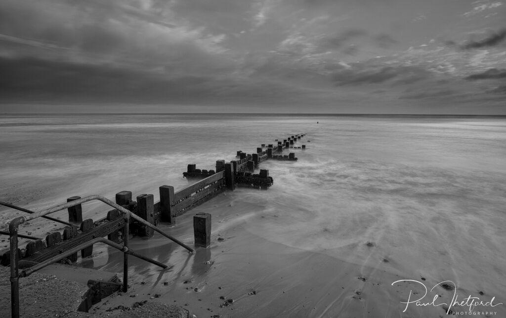 Overstrand Beach 4