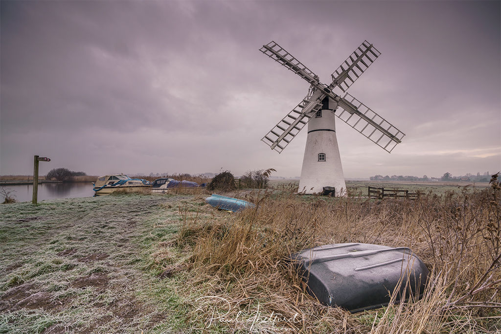 Thurne Wind Pump 2