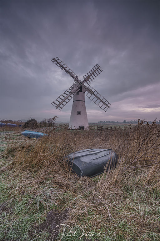 Thurne Wind Pump 3