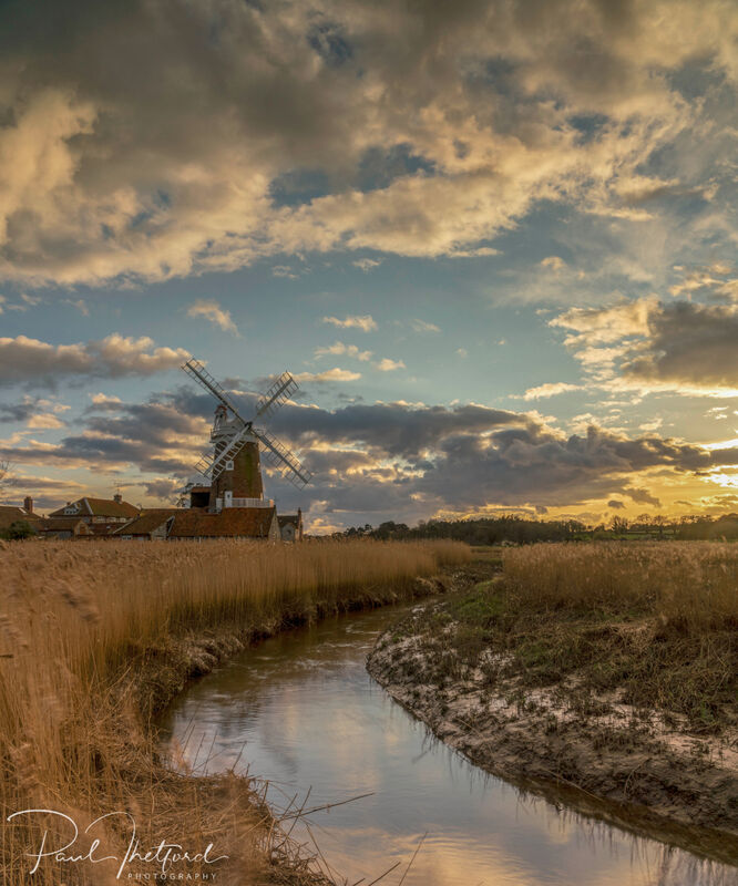 Cley Mill 4