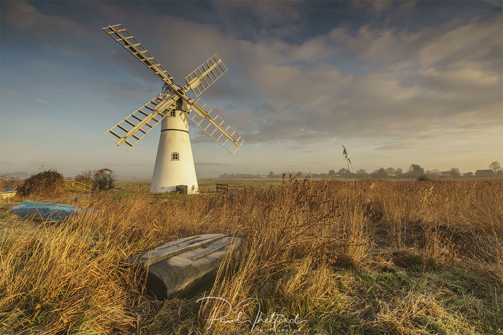 Thurne Wind Pump 8