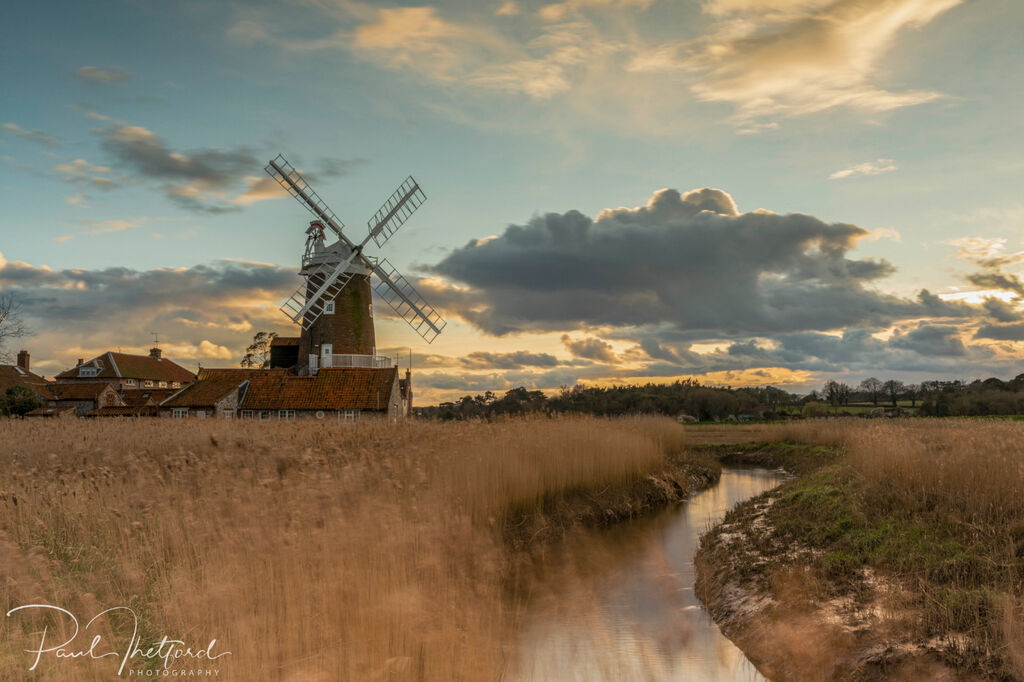 Cley Mill 5