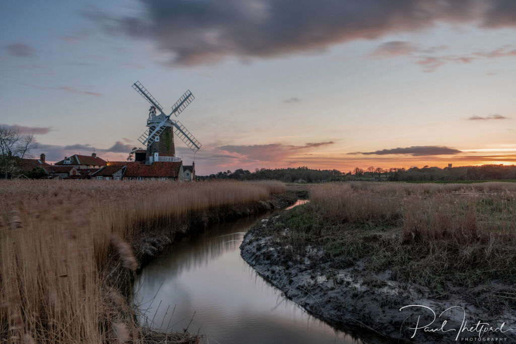 Cley Mill 7