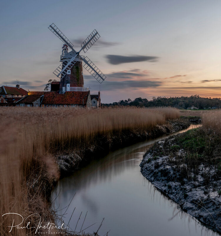 Cley Mill 8
