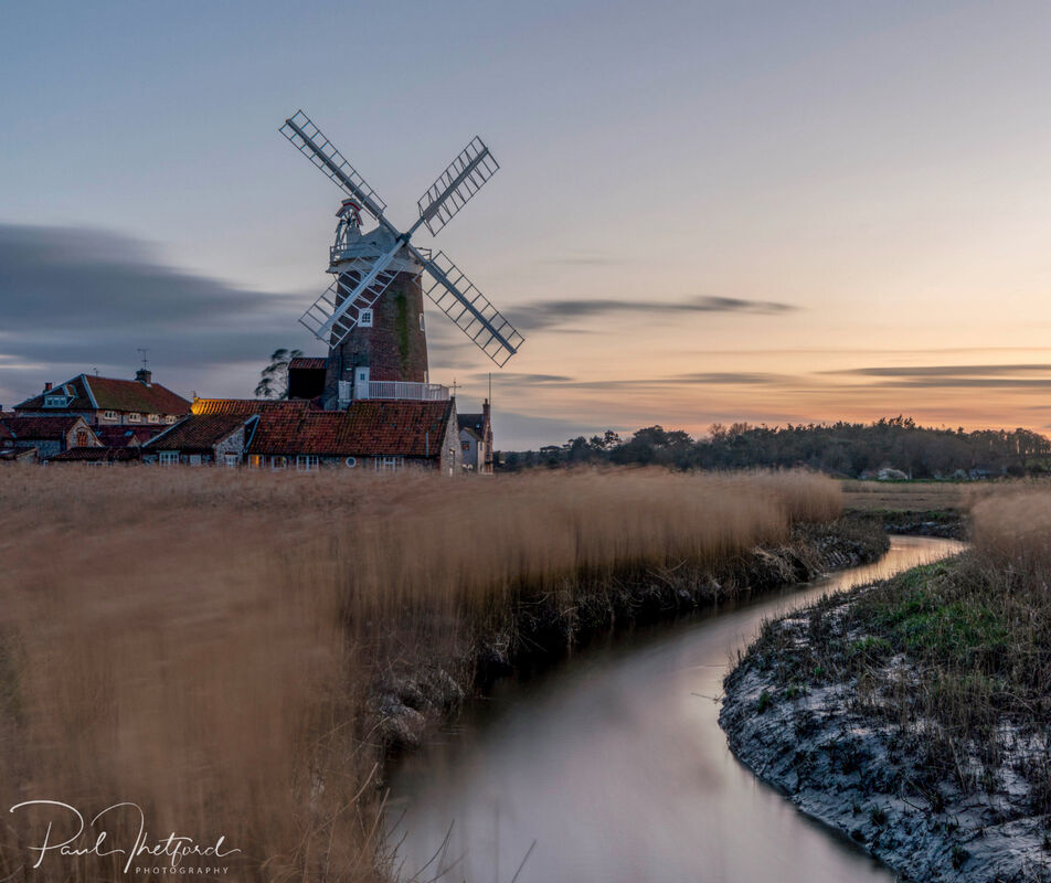 Cley Mill 3