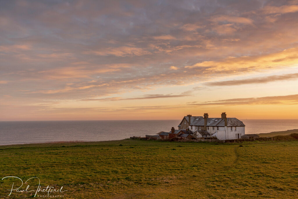 Coastguard cottages Weybourne 3