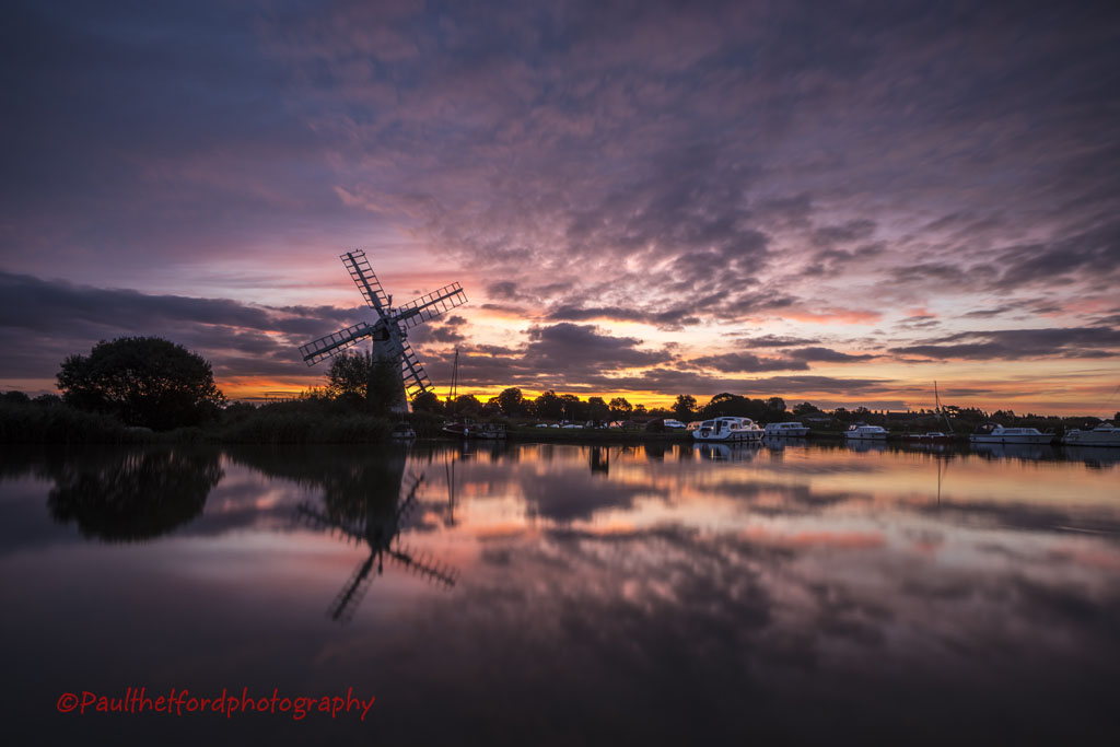 Thurne sunrise 2