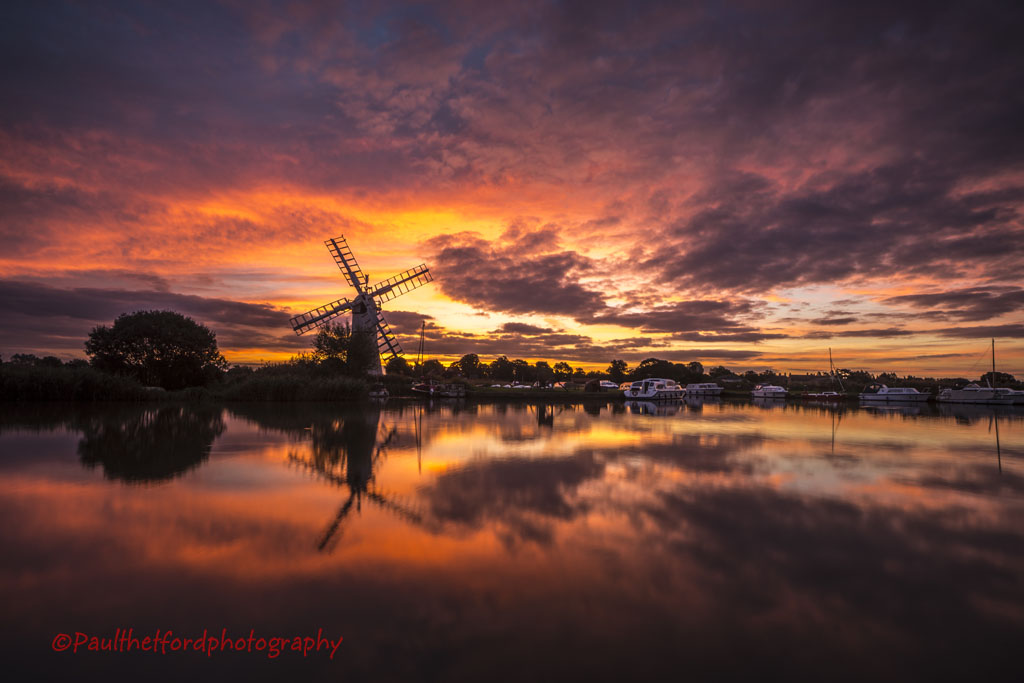 Thurne sunrise 4
