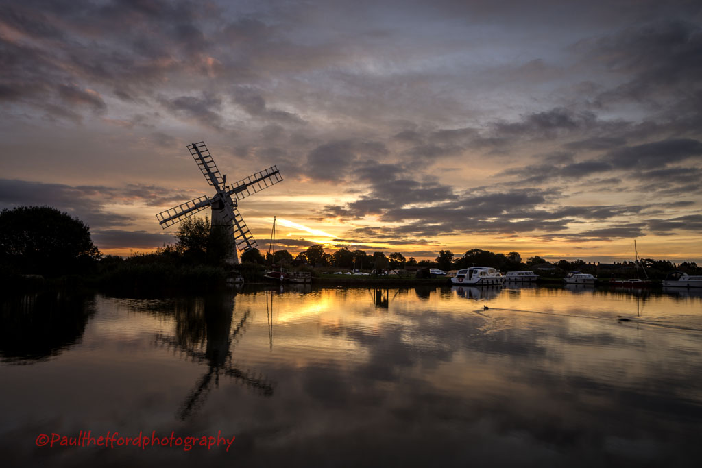 Thurne sunrise 8
