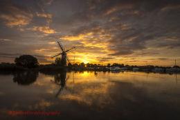 Thurne sunrise 1