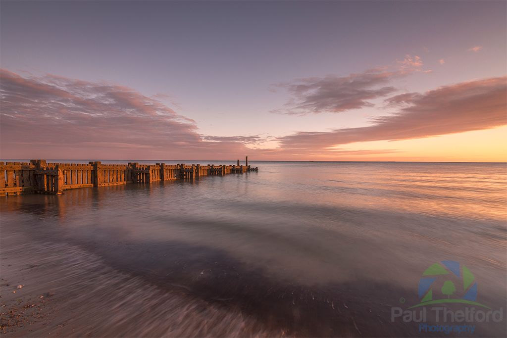 First light Overstrand 5