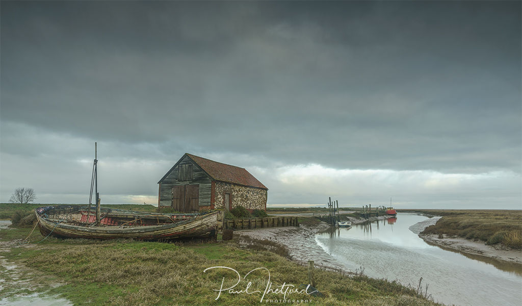 Thornham Creek coal shed