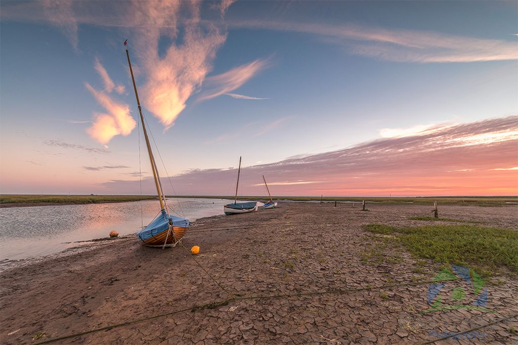 Blakeney early light 2