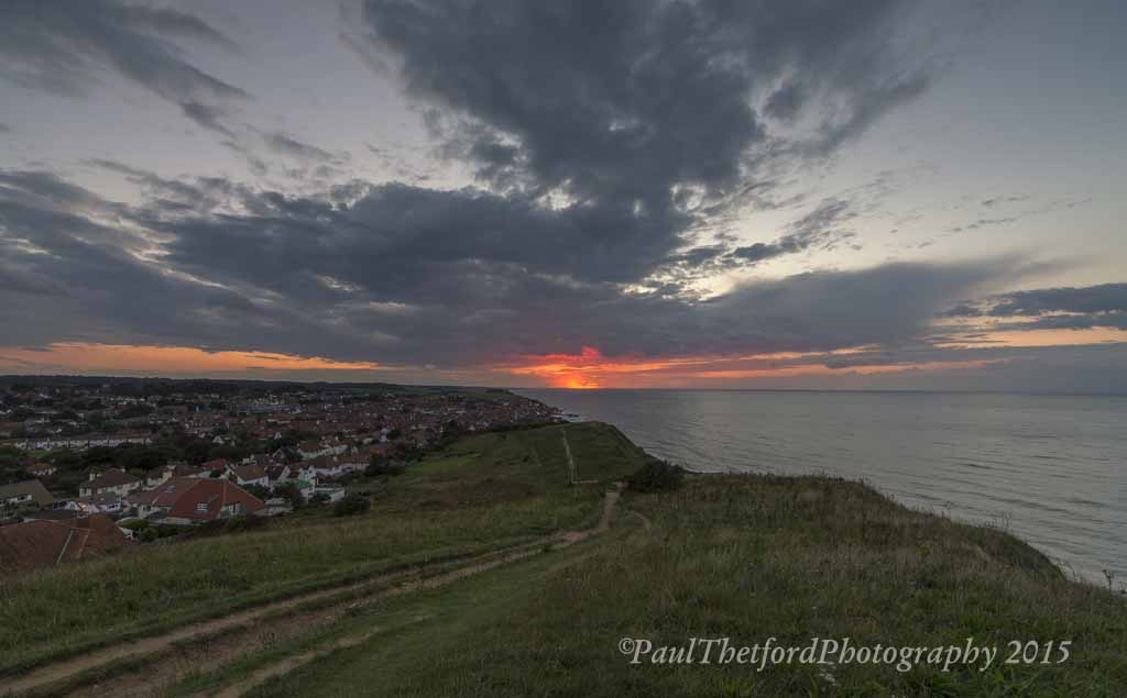 Sheringham sundown 2