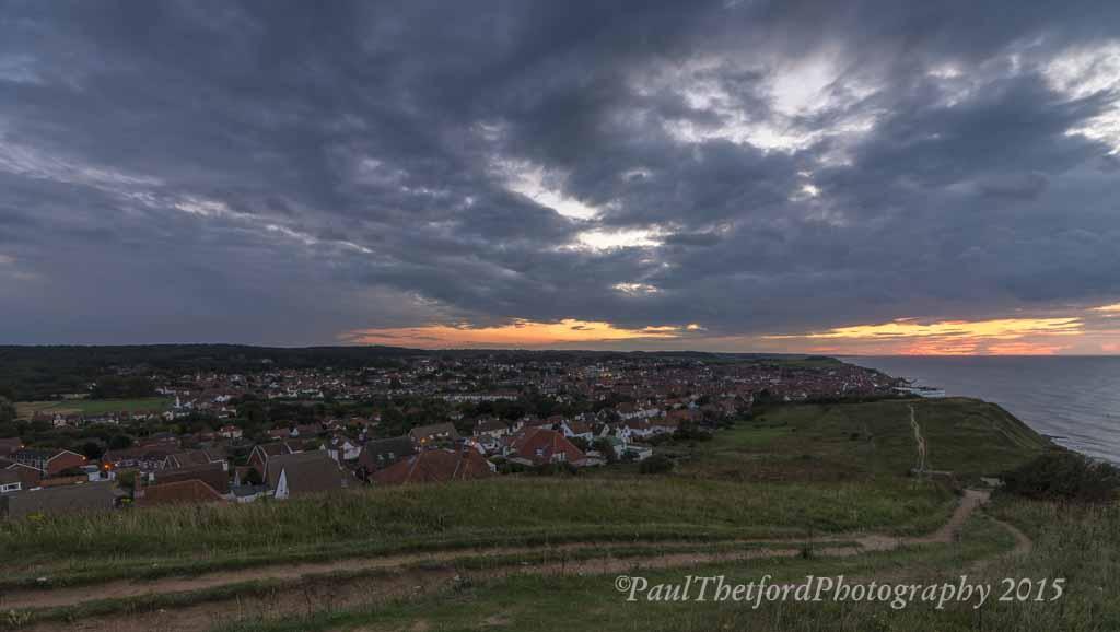 Sheringham sundown 3