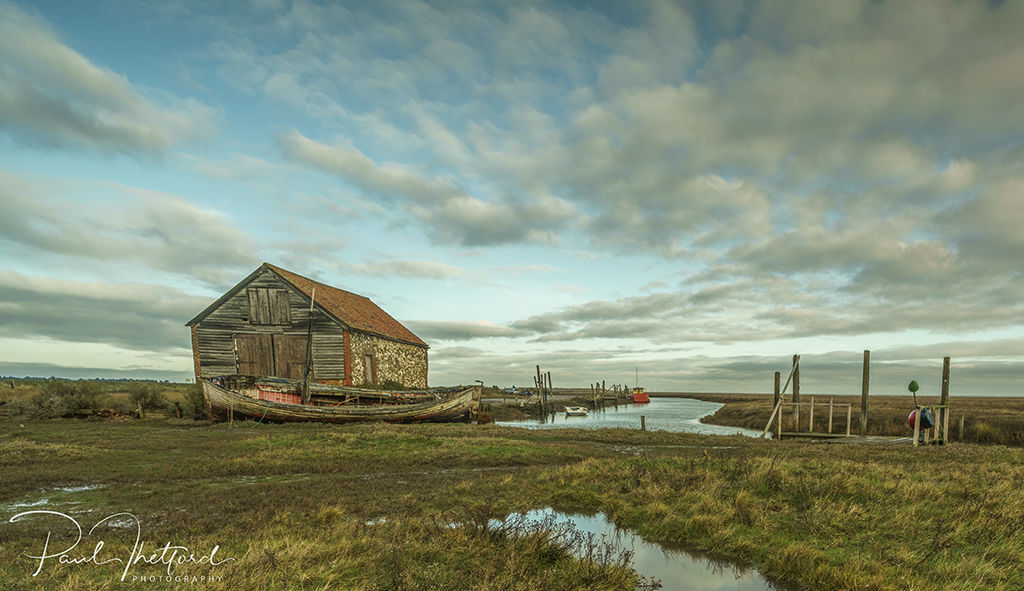 Thornham Creek coal shed 3