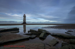 Point of Ayr Lighthouse 4