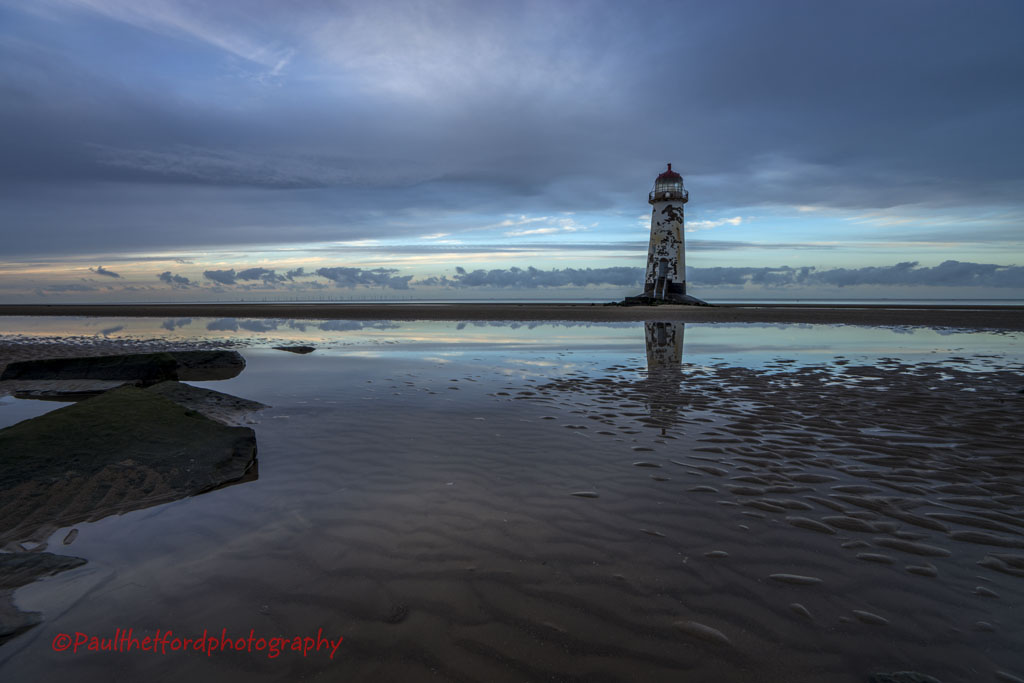 Point of Ayr Lighthouse 5
