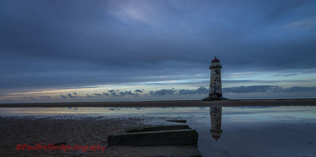 Point of Ayr Lighthouse 6